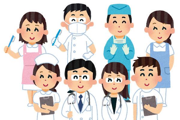 病院での医療チーム