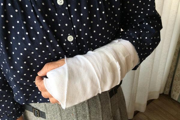 怪我による労災